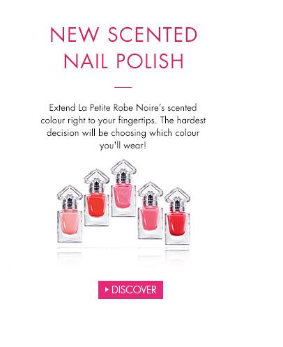 New Scented Nail Polish